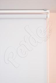 Açık Gri Mat Polyester Stor Perde