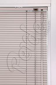 Kirli Beyaz Mikro Jaluzi Perde - 16 mm